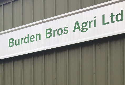 BURDEN BROS TO SELL BUSINESS