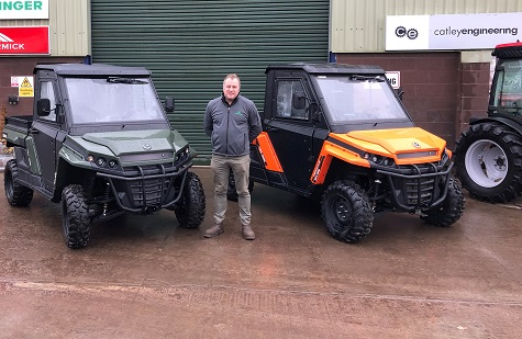 TWO MORE CORVUS DEALERS APPOINTED