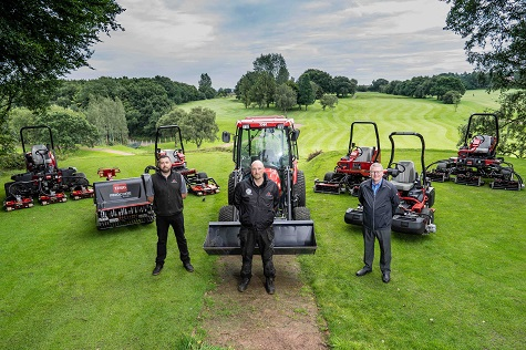 DEAN WOOD GC SIGNS SECOND FLEET DEAL