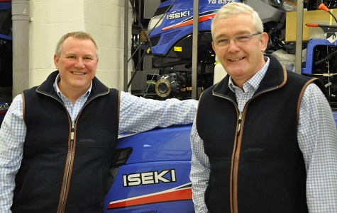 ISEKI UK & IRELAND APPOINT