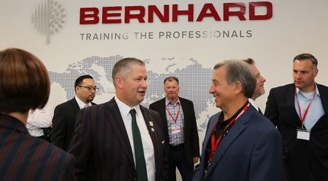 EDITOR'S BLOG: BERNHARD LAUNCH TRAINING ACADEMY