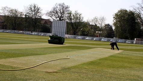 EDITOR'S BLOG: A groundsman's lot