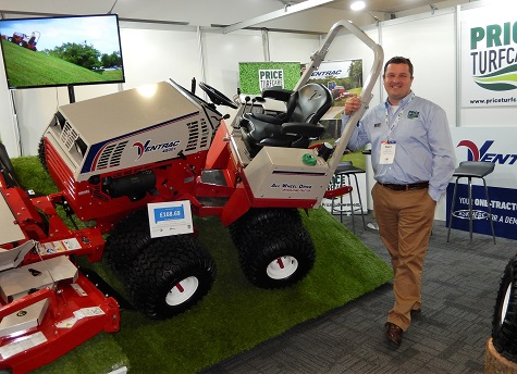 TORO GIVE ASSURANCES OVER VENTRAC