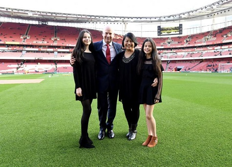 HONOUR FOR ARSENAL'S STEVE BRADDOCK