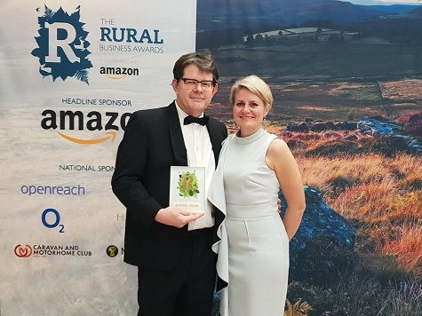 TURFPRO OWNERS TRIUMPH IN RURAL BUSINESS AWARDS