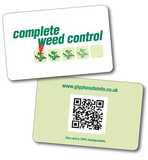 GLYPHOSATE MISCONCEPTIONS WEBSITE LAUNCHED